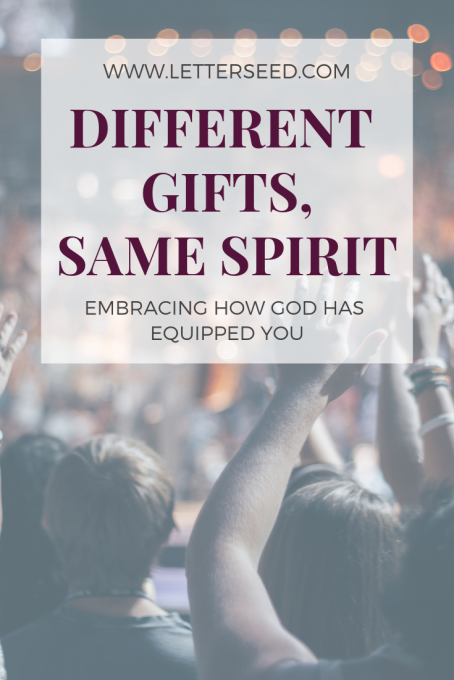 different gifts same spirit