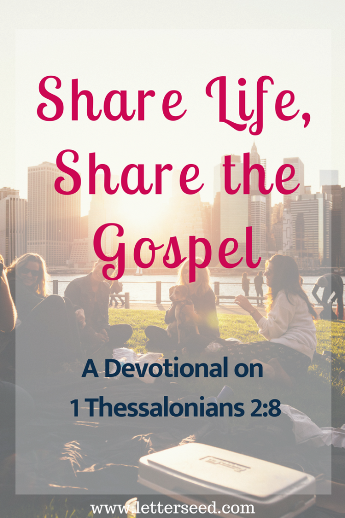 Share Life, Share the Gospel